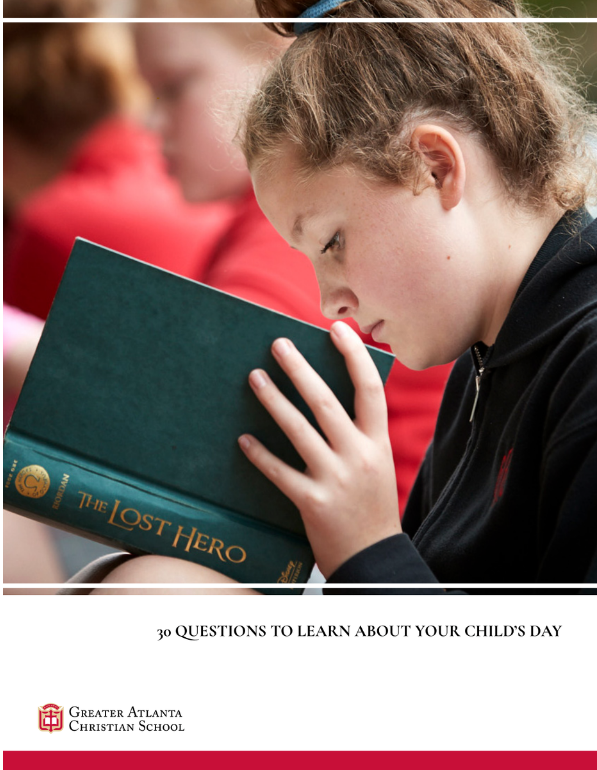 30 Questions to Learn About Your Child's Day