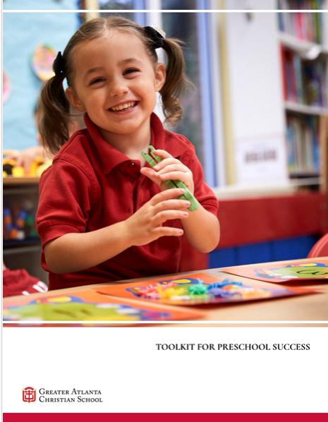 Activities to prepare for preschool